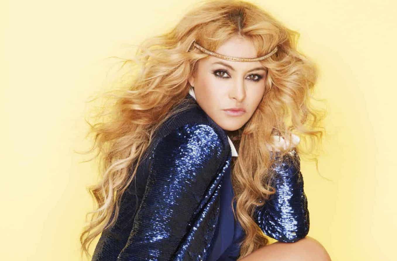 ¡Los grandes éxitos de Paulina Rubio!