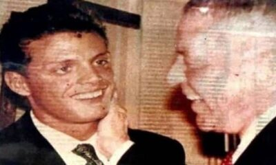 La carta que Frank Sinatra le escribió a Luis Miguel