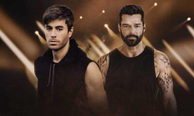 Ricky Martin y Enrique Iglesias se van de gira juntos