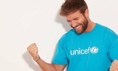 Pablo Alborán fue nombrado embajador de UNICEF España.