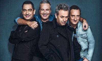 """Hombres G y Carlos Rivera colaboran en""""Se me sale el corazón"""""""