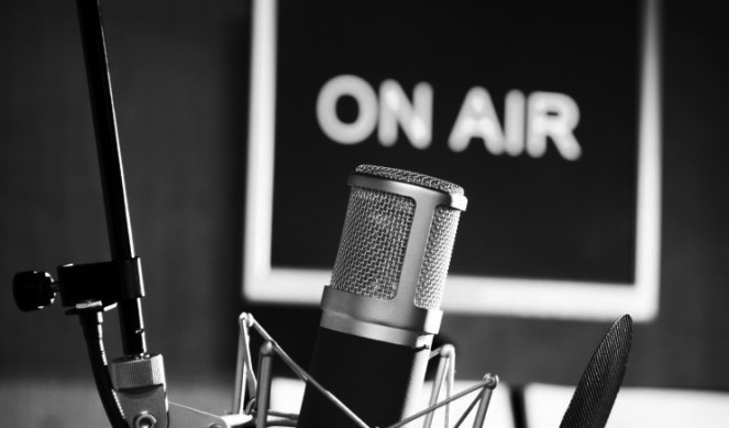 El primer locutor de radio