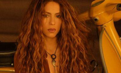 Shakira estrena nueva canción