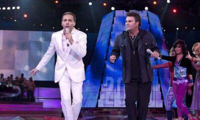 Cristian Castro y Mijares juntarán sus voces para gira