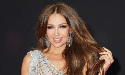 Thalía confeso lo que hacia detrás de escena en novelas