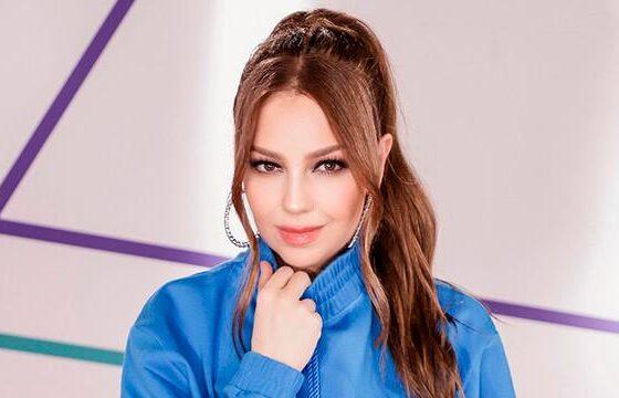 5 canciones para festejar a Thalía