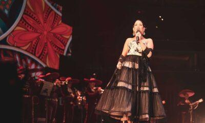 Natalia Jiménez celebra el mes patrio