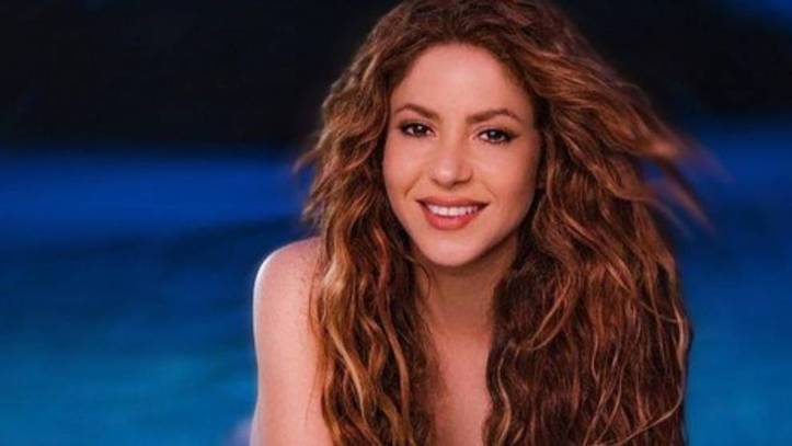 ¡Shakira es asaltada por jabalíes!