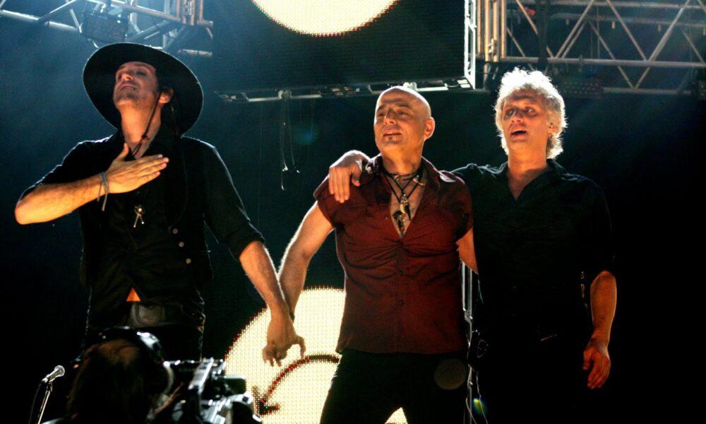 ¡Soda Stereo cumple 14 años de su regreso!